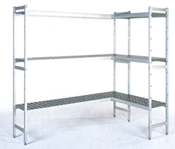 Isostock rack for cold room