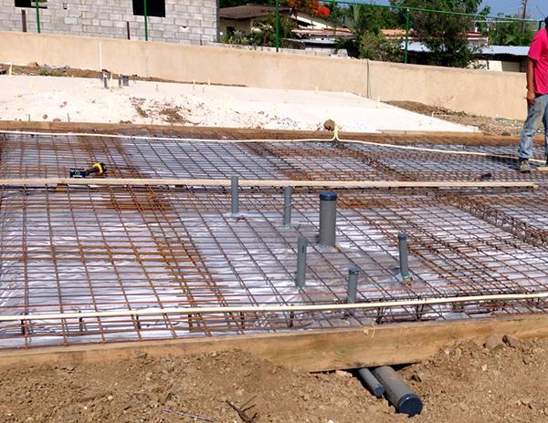 modular home foundation