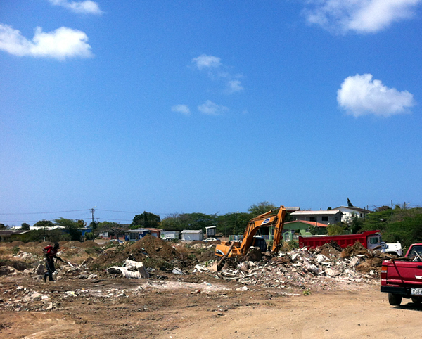 housing site clearance