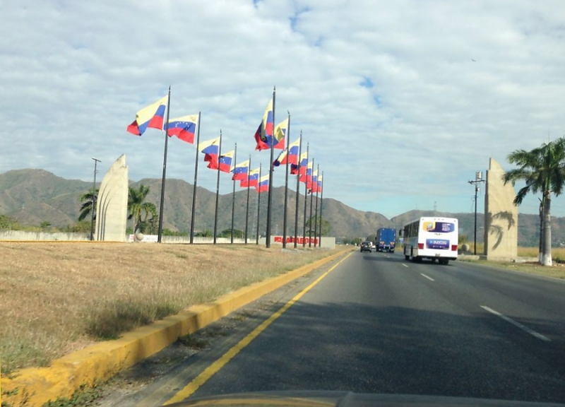 road to cold room client venezuela