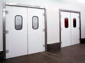 polyethelyne flip flap doors