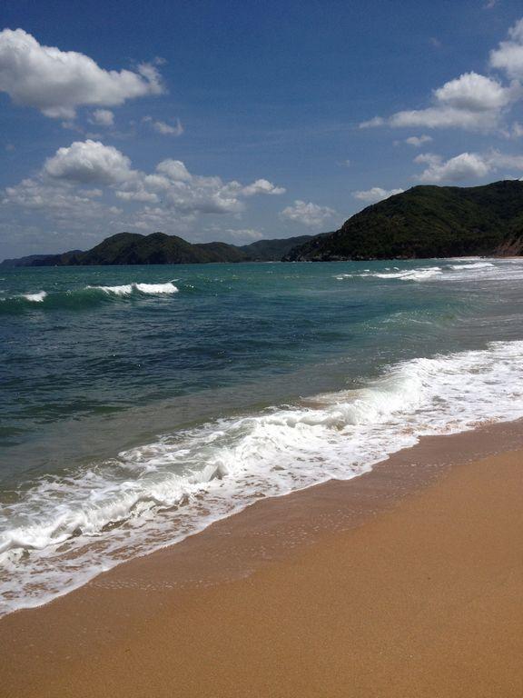 cocoa region beach