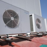 low noise condensing unit by Intarcon