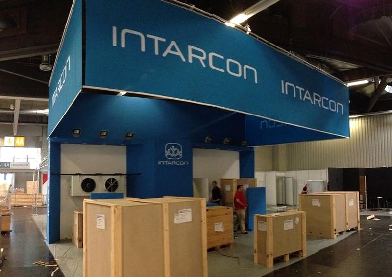 refrigeration system exhibition