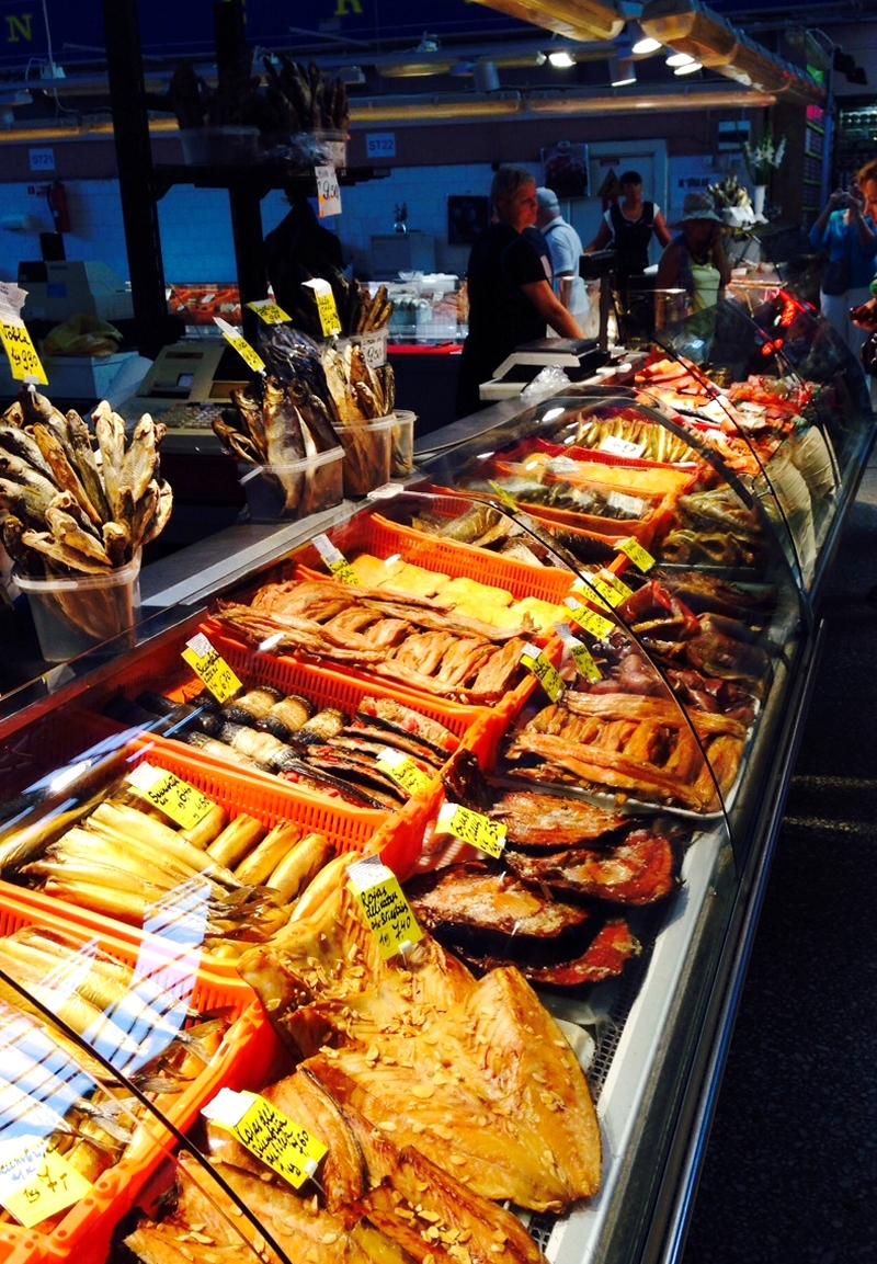 fish refrigeration