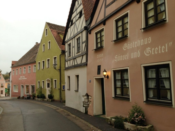 Velburg B&B With Fairtyale Name