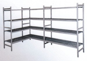 coldroom racking system