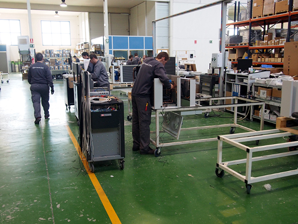 refrigeration factory for cold room units